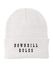 Downhill Rules Classic Knit Beanie thumbnail