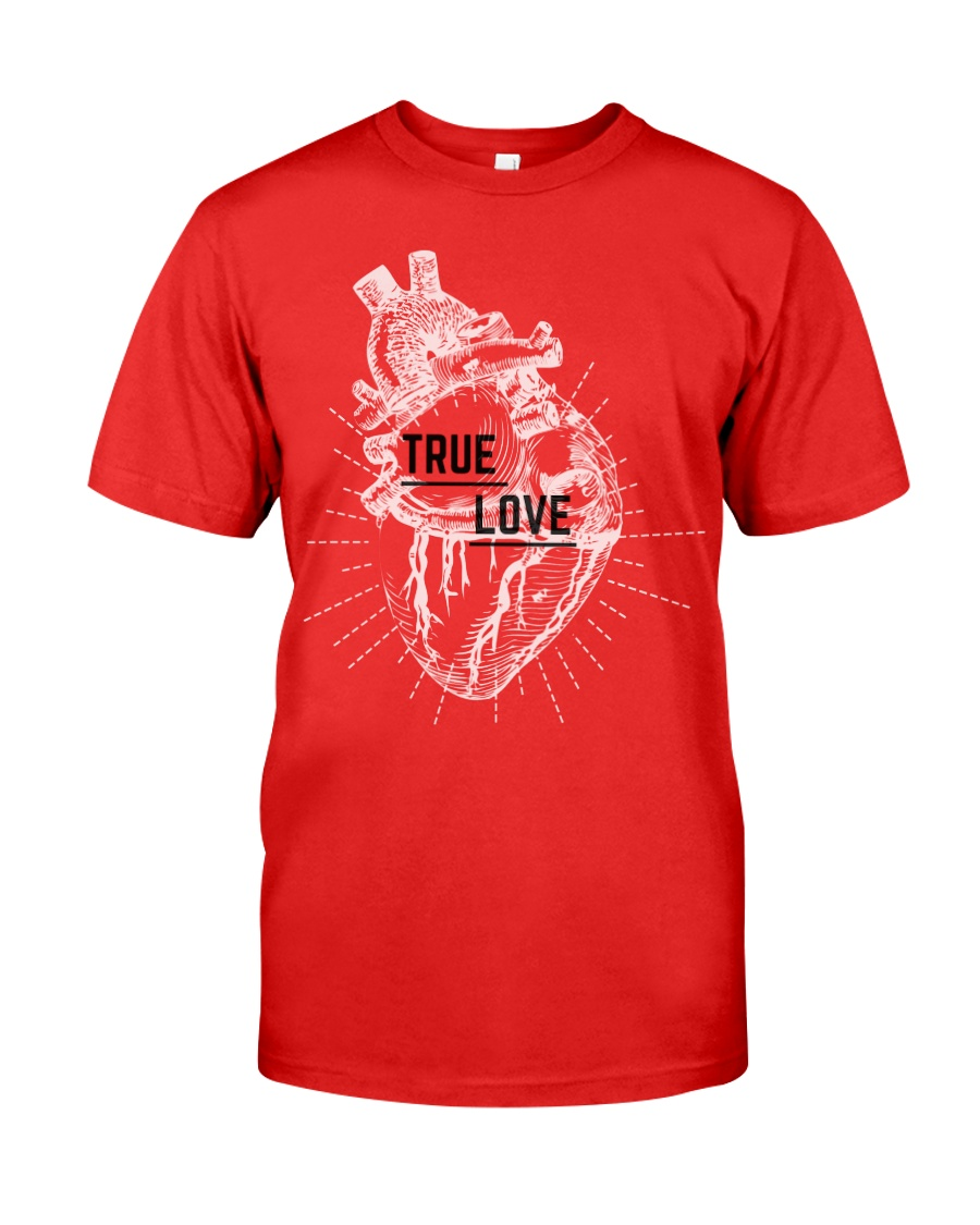 True Love Collection Premium Fit Mens Tee