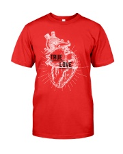 True Love Collection Premium Fit Mens Tee front