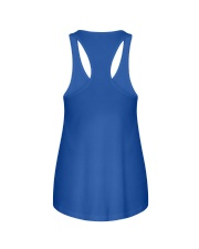 This is special Yoga shirt Ladies Flowy Tank back