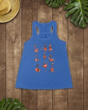 This is special Yoga shirt Ladies Flowy Tank lifestyle-bellaflowy-tank-front-6