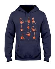 This is special Yoga shirt Hooded Sweatshirt thumbnail