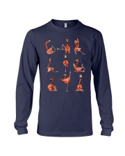 This is special Yoga shirt Long Sleeve Tee thumbnail