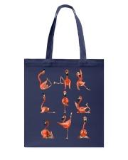 This is special Yoga shirt Tote Bag thumbnail