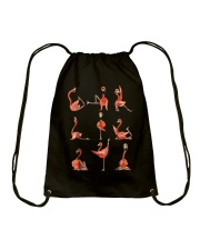 This is special Yoga shirt Drawstring Bag thumbnail