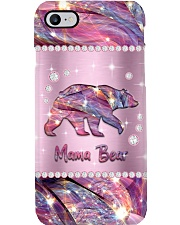 Mama Bear Sparkling Printed Phone Case Phone Case i-phone-8-case