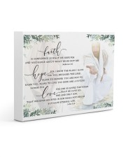 FAITH HOPE LOVE POSTER Gallery Wrapped Canvas Prints tile