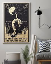 SHE DREAMS HIGHER THAN THE SKY 11x17 Poster lifestyle-poster-1