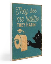 THEY SEE ME ROLLIN' THEY HATIN' Gallery Wrapped Canvas Prints tile