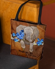 Forget Me Not Tote Bag  All-over Tote aos-all-over-tote-lifestyle-front-02