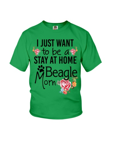I JUST WANT TO BE A STAY AT HOME BEAGLE MOM