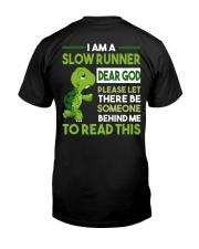 I AM SLOW RUNNER Classic T-Shirt thumbnail
