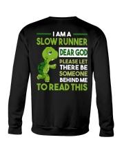 I AM SLOW RUNNER Crewneck Sweatshirt thumbnail