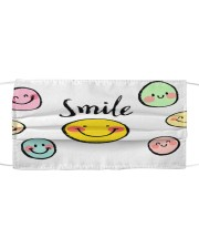 cute mask for kids : smile Cloth face mask thumbnail