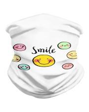 cute mask for kids : smile Neck Gaiter thumbnail