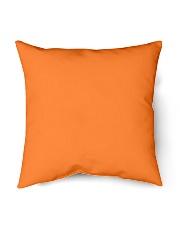 "donald trump Indoor Pillow - 16"" x 16"" back"