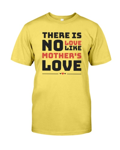 There is no love like mother's love