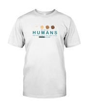 We are all Humans Classic T-Shirt thumbnail