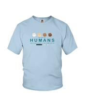 We are all Humans Youth T-Shirt front