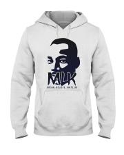 Martin Luther King Jr Day Hooded Sweatshirt thumbnail