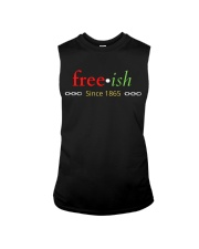 Juneteenth Independence Since 1965 Multicolored Sleeveless Tee thumbnail