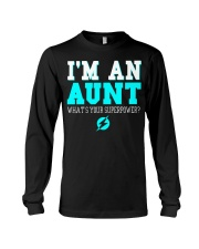 AUNT AUNT AUNT Long Sleeve Tee tile