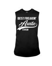Best Feakin' Auntie Ever Sleeveless Tee thumbnail