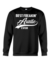 Best Feakin' Auntie Ever Crewneck Sweatshirt thumbnail