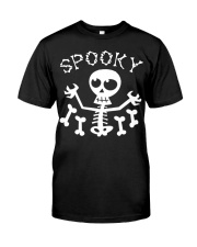 SPOOKY Classic T-Shirt front