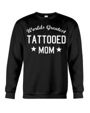 Mom mom mom mom Crewneck Sweatshirt thumbnail