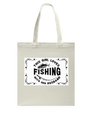 FISHING BAGS Tote Bag thumbnail