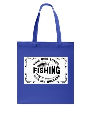 FISHING BAGS Tote Bag front