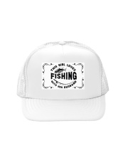 FISHING BAGS Trucker Hat thumbnail