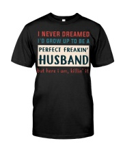 HUSBAND HUSBAND HUSBAND  Premium Fit Mens Tee thumbnail