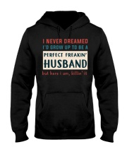 HUSBAND HUSBAND HUSBAND  Hooded Sweatshirt thumbnail