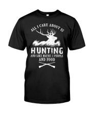 HUNTING HUNTING HUNTING Classic T-Shirt thumbnail