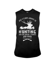 HUNTING HUNTING HUNTING Sleeveless Tee tile