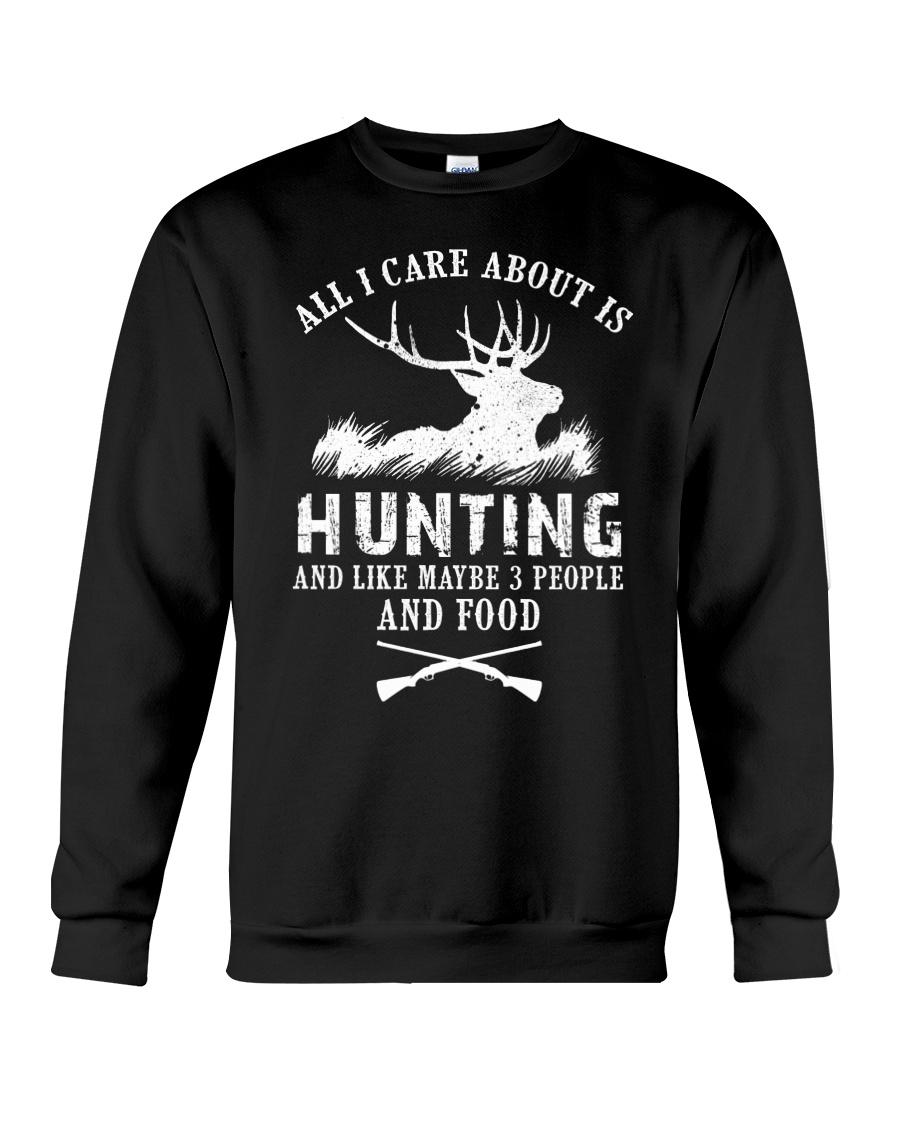 HUNTING HUNTING HUNTING Crewneck Sweatshirt