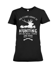HUNTING HUNTING HUNTING Premium Fit Ladies Tee thumbnail