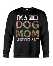 DOG MOM DOG MOM Crewneck Sweatshirt thumbnail