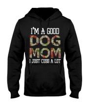 DOG MOM DOG MOM Hooded Sweatshirt thumbnail
