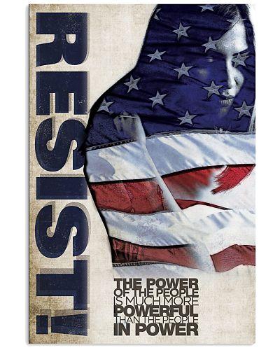 RESIST RESIST RESIST RESIST