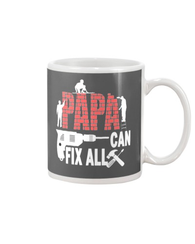Papa can fix all