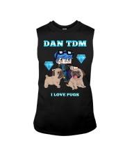 DanTDM and Pugs Sleeveless Tee thumbnail