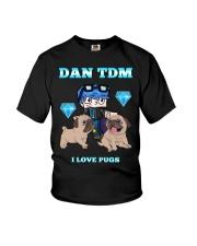 DanTDM and Pugs Youth T-Shirt thumbnail