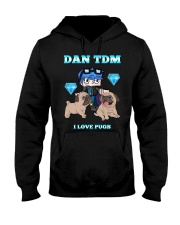 DanTDM and Pugs Hooded Sweatshirt thumbnail