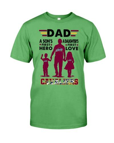 DAD  CAVALIERS