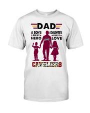 DAD  CAVALIERS Premium Fit Mens Tee thumbnail