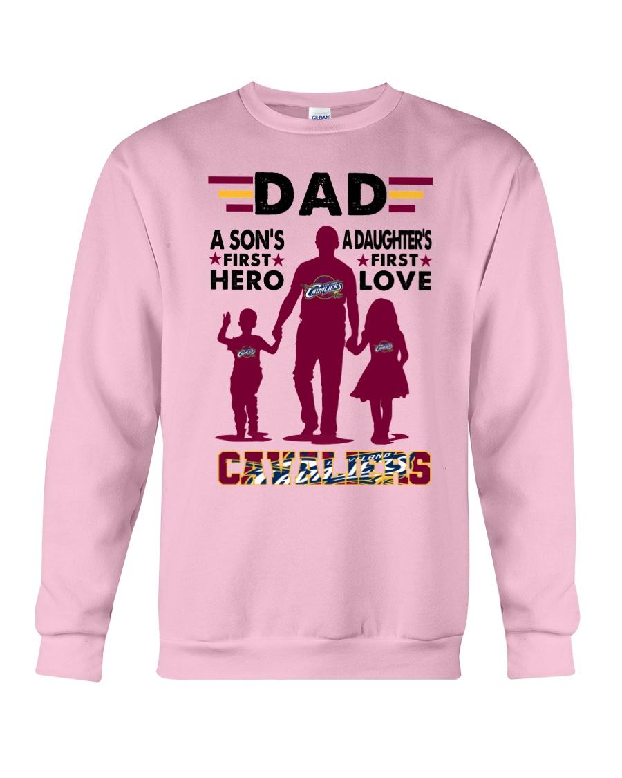 DAD  CAVALIERS Crewneck Sweatshirt