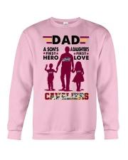 DAD  CAVALIERS Crewneck Sweatshirt front